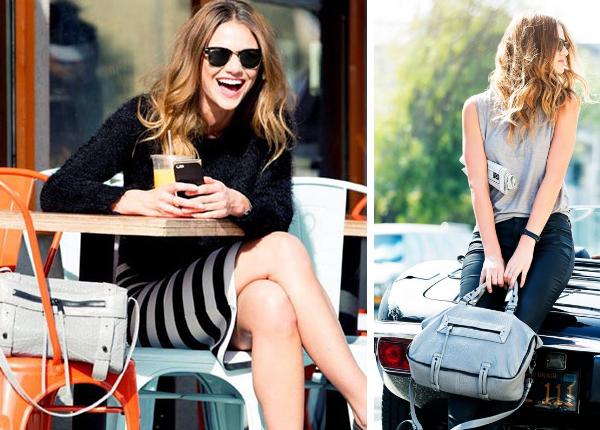 she + lo handbags fall campaign