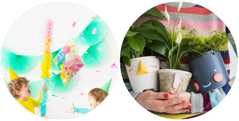 CRICUT-GIVEAWAY-SPRING-DIY-CLEAR-PINATA-PLANTERS-FACE-OH-HAPPY-DAY-BLOGGER