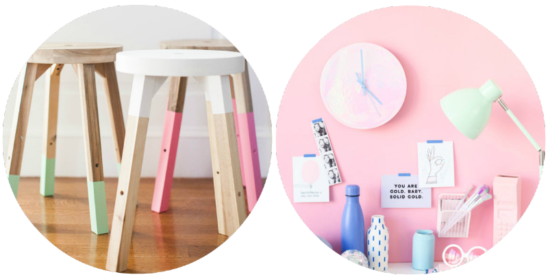 CRICUT-GIVEAWAY-SPRING-DIY-DIPPED-STOOLS-STYLE-ME-PRETTY-HOLOGRAPHIC-CLOCK-STUDIO-DIY-BLOGGER