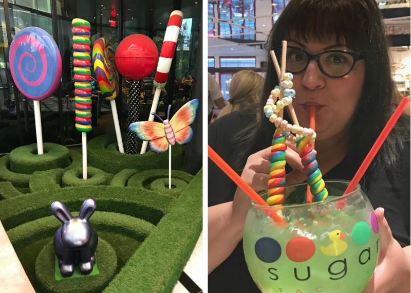 HOW-TO-CELEBRATE-BIRTHDAY-LAS-VEGAS-SUGAR-FACTORY-FASHION-SHOW-MALL-CAROUSEL-LOCAL-FUN-TO-DO-CANDY-LOLLIPOP-PASSION-DRINK-GOBLET