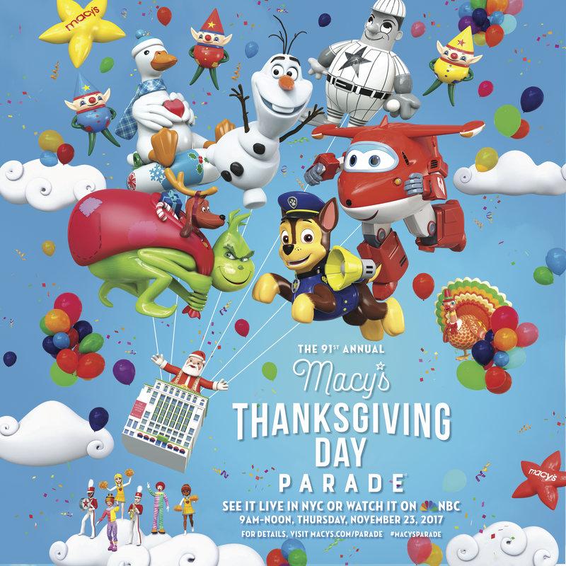 watch-macys-thanksgiving-parade-2017-balloons-elf-turkey-nyc-new-york-city-grinch-olaf