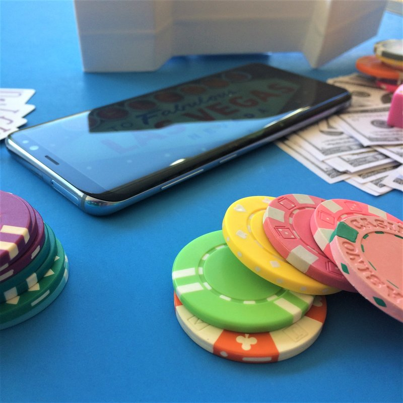 samsung-studio-pop-up-las-vegas-galaxy- 8-phone-flat-lay-blogger-lifestyle-2