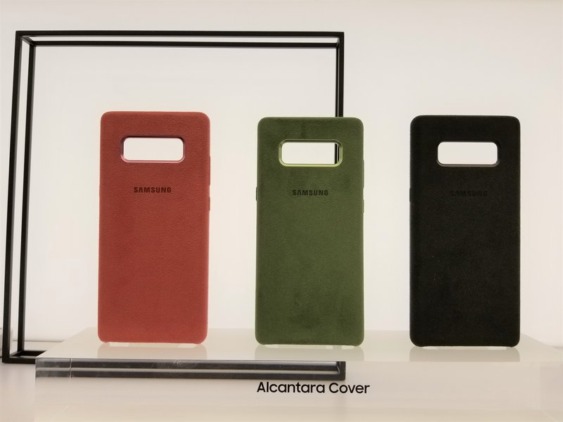 samsung-studio-pop-up-las-vegas-galaxy- 8-phone-alcantra-case