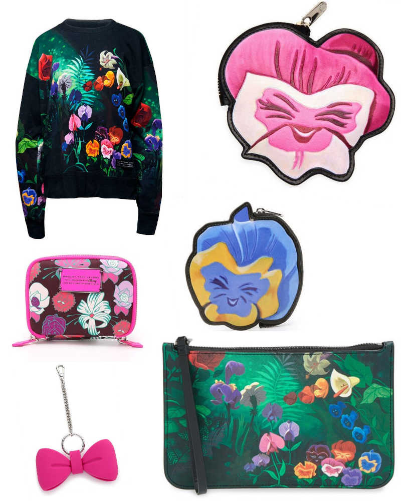 MARC BY MARC JACOBS x DISNEY HOLIDAY CAPSULE COLLECTION I AM NOT LIKE OTHER GIRLS