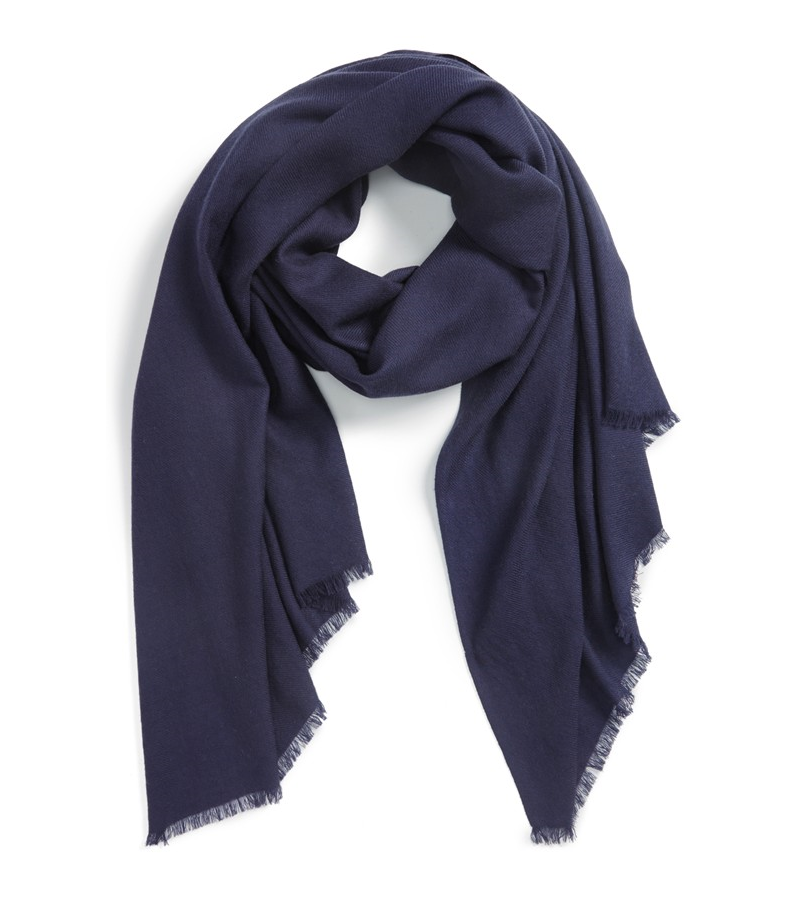 wool cashmere wrap must have wardrobe staples for fall