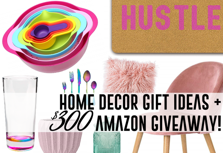 Home Decor Gift Ideas 300 Amazon Giveaway Bree Cooley