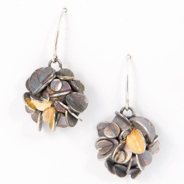 Desert Rose earrings.
