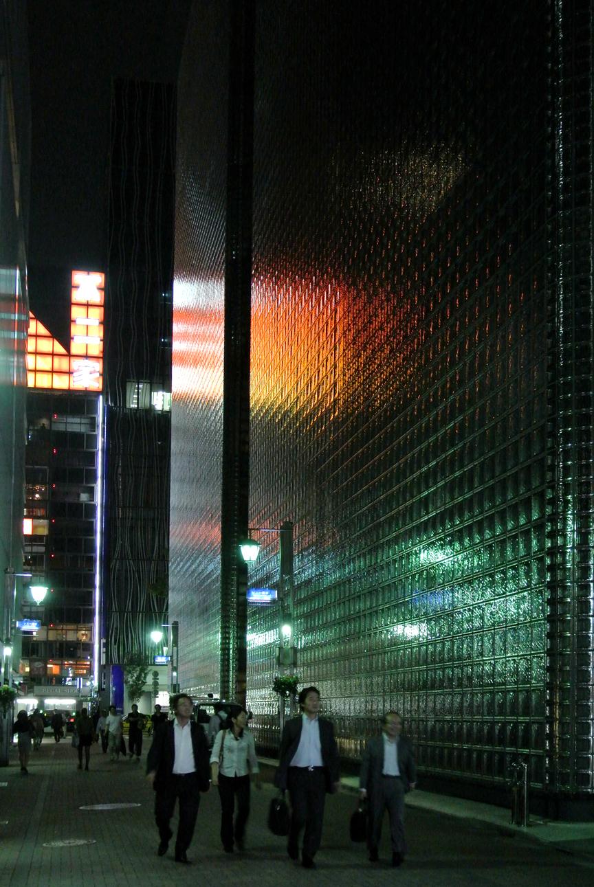 Renzo Piano, Maison Hermes (2001)