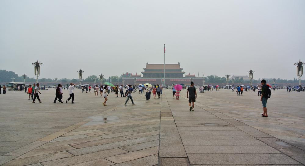 Tian'anmen Square (1958+)