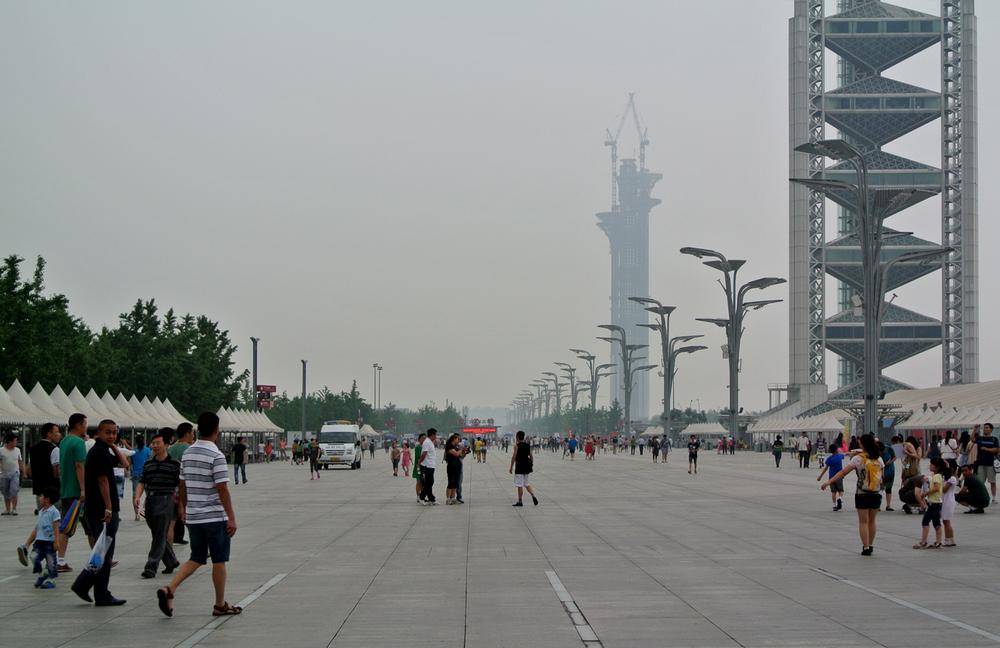Olympic Green Masterplan (2002-2008)