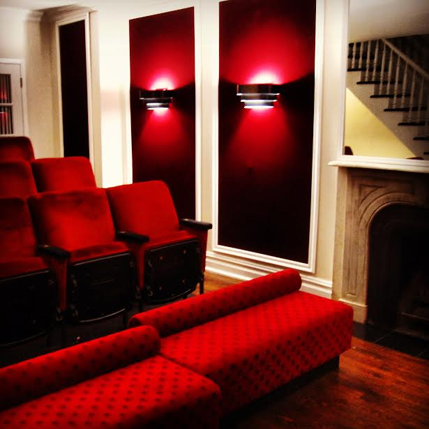Private Home Theater