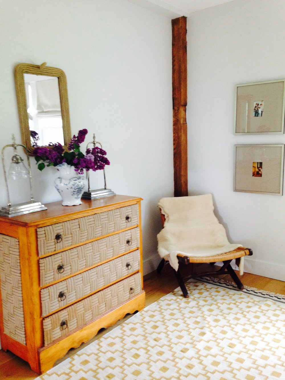 Country Guest Bed
