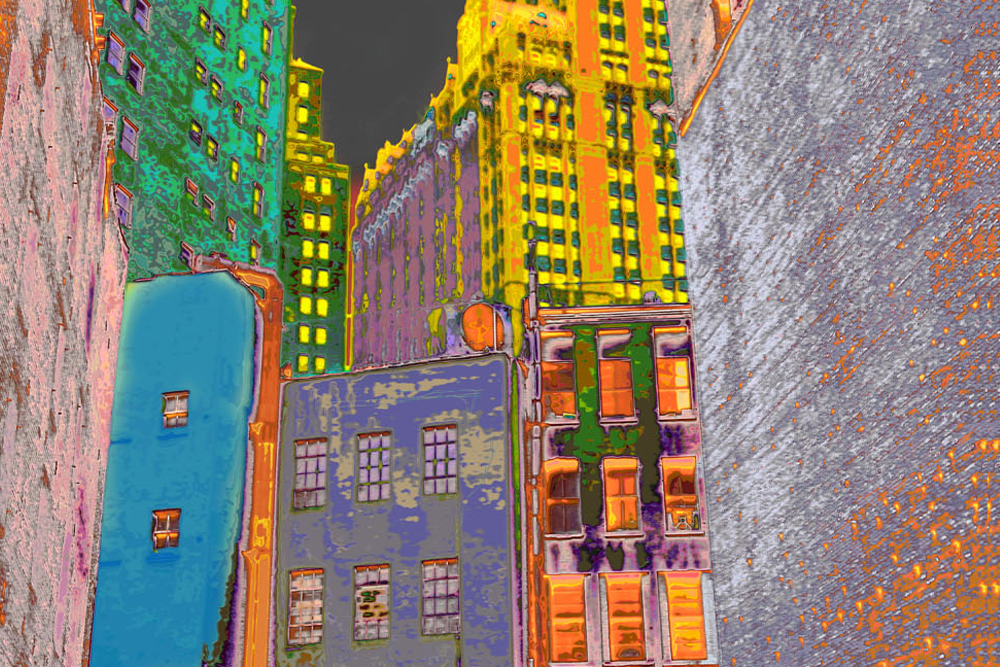 """Woolworth"" 2011 by Chuck Reich"