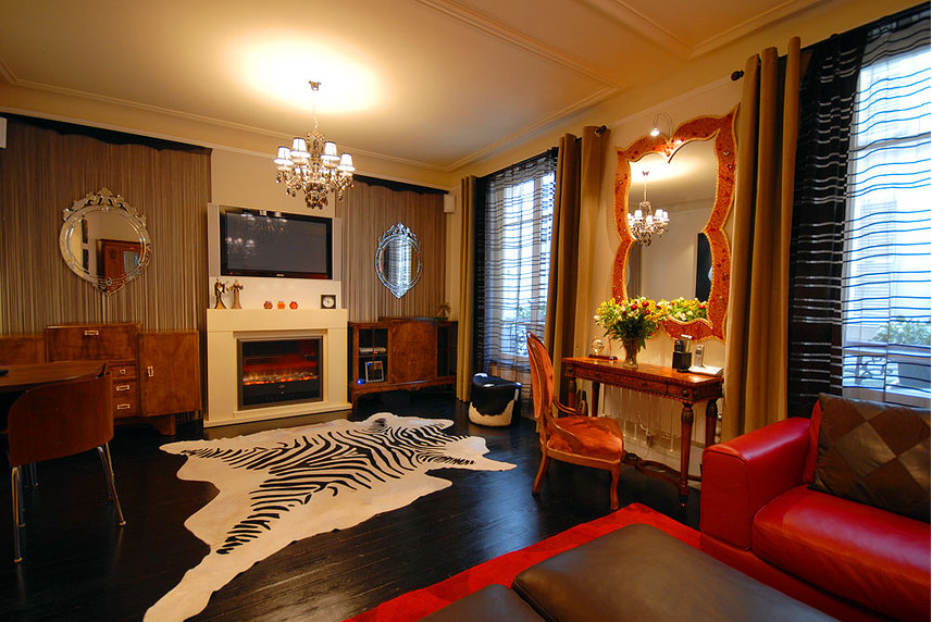 "My ""Luxurious Laborde"" fully furnished apartment for rent in the 8ème arrondissement."