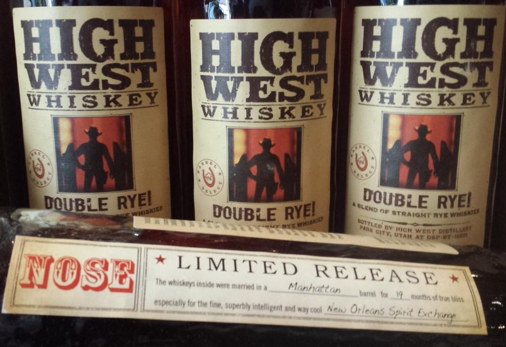 High West N.O.S.E 2014
