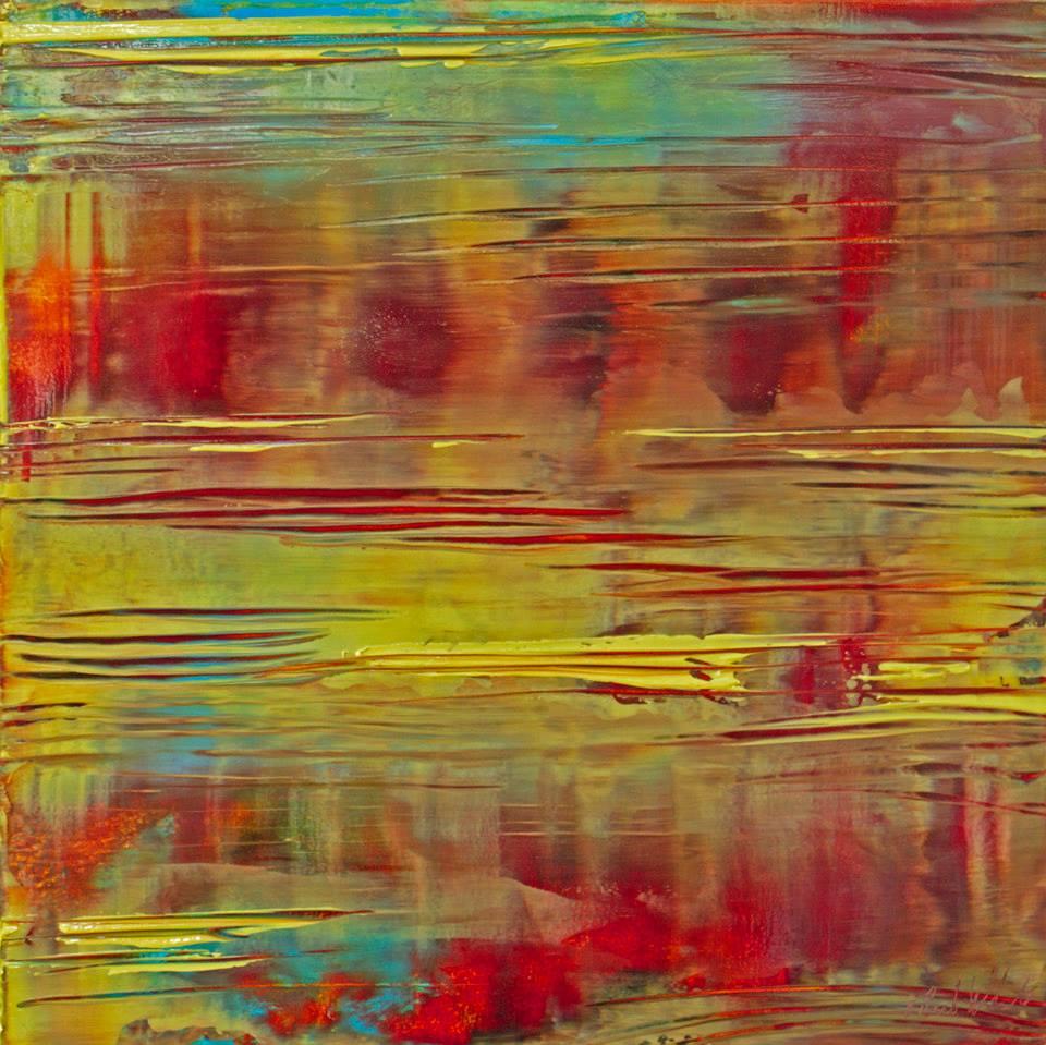 Yellow Waves I