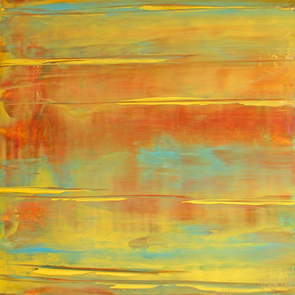 Yellow Waves II
