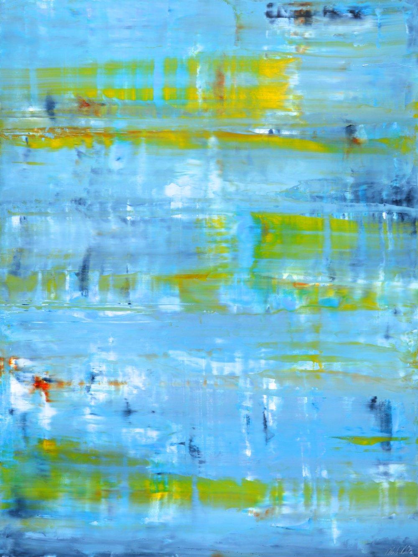 Pastel Reflection II