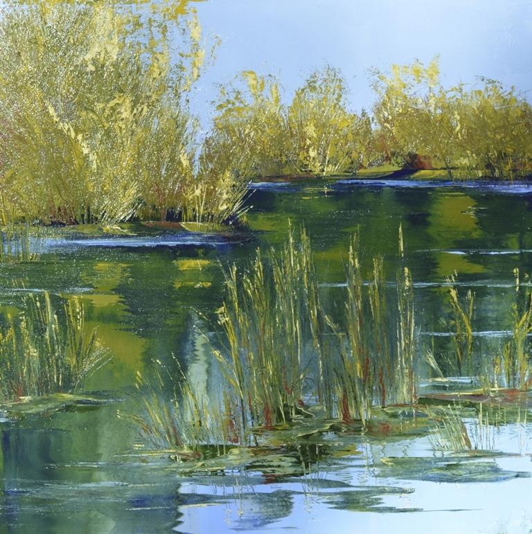 Mossy Lake Morning