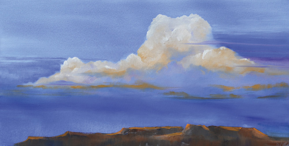 Rising Above the Mesa