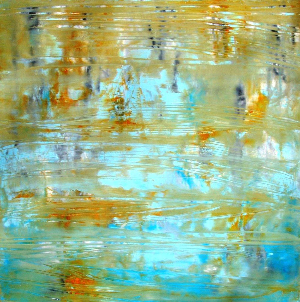 Reflective Aspens II