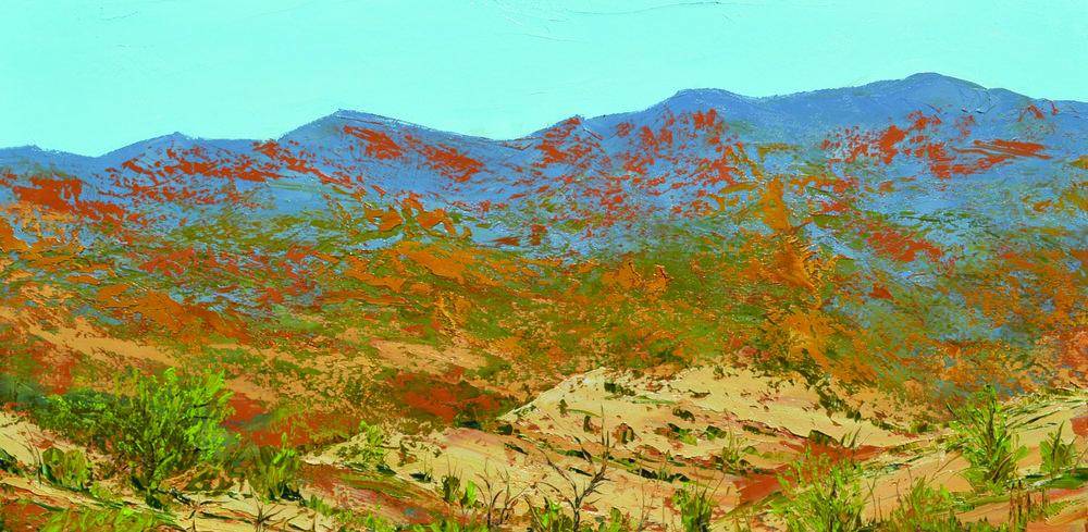 Arroyo de los Frijoles