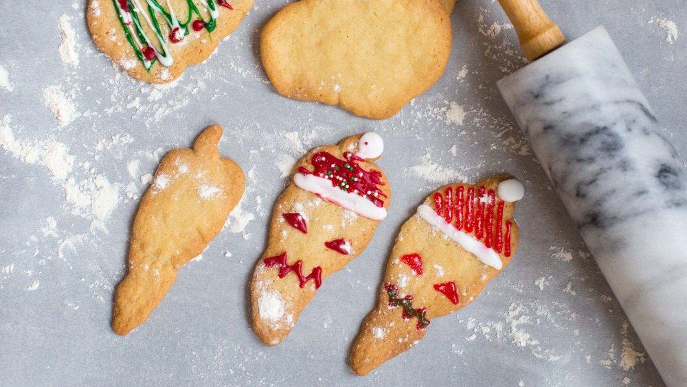 GhostPepper TV Christmas Cookies