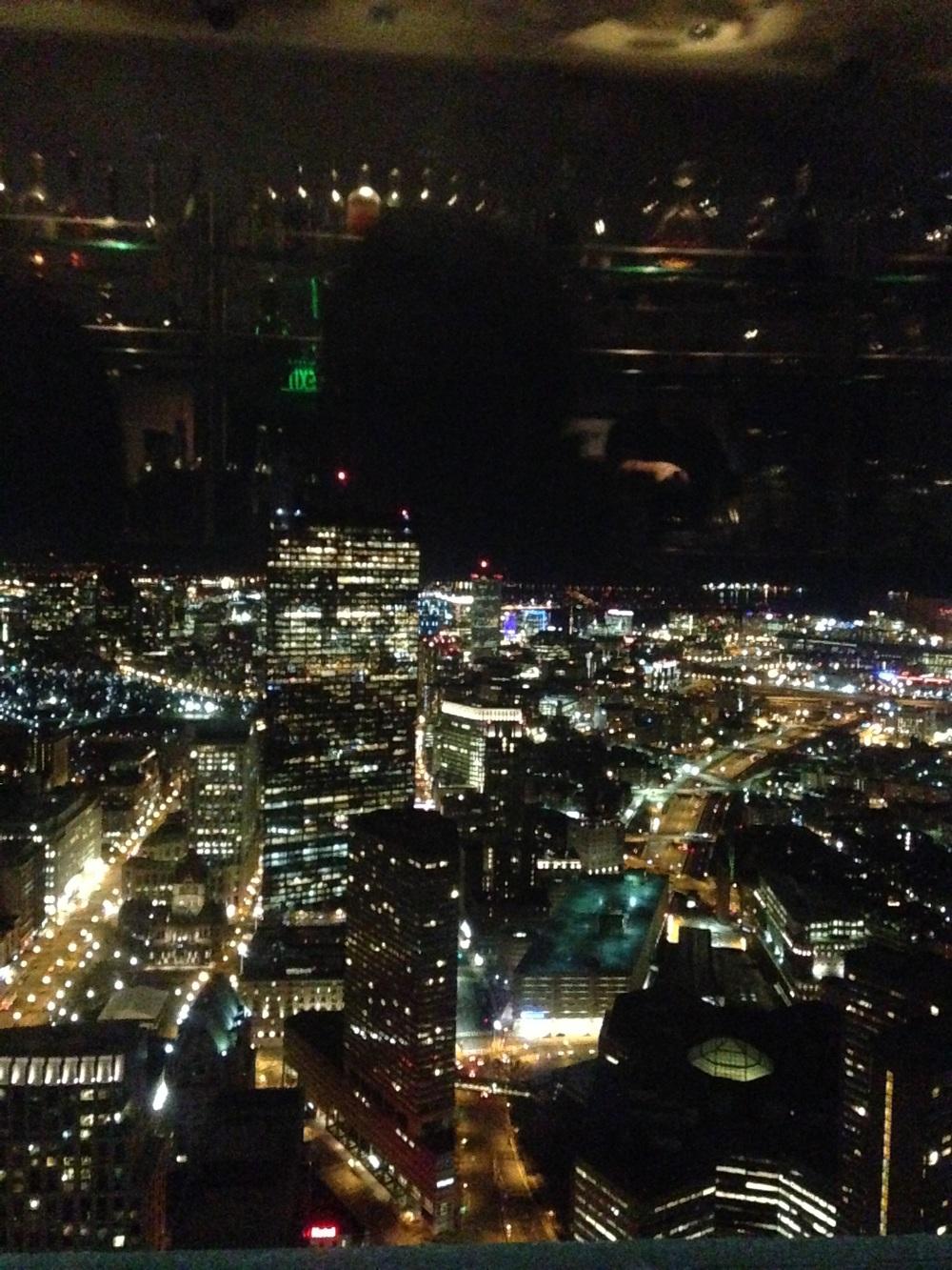 Top of the Hub - Boston