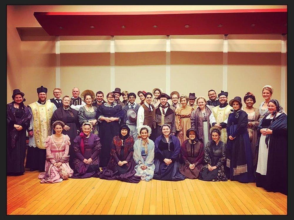 The Tosca Chorus - Philadelphia Symphonic Choir