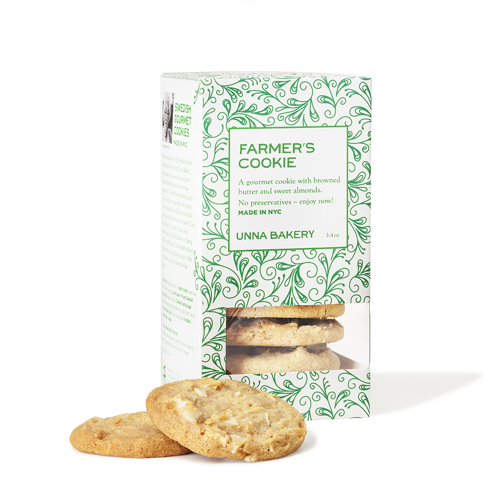 Unna Bakery - A Swedish cookie from a New York Bakery  –Unna Bakery