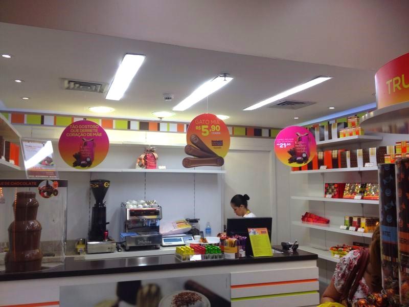 Cliente : Caucau Brasil Shopping Pátio Alcântra