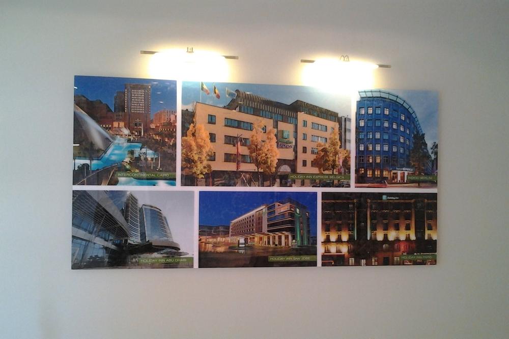 Incorporadora : Odebrecht | Empreendimento : Holiday Inn