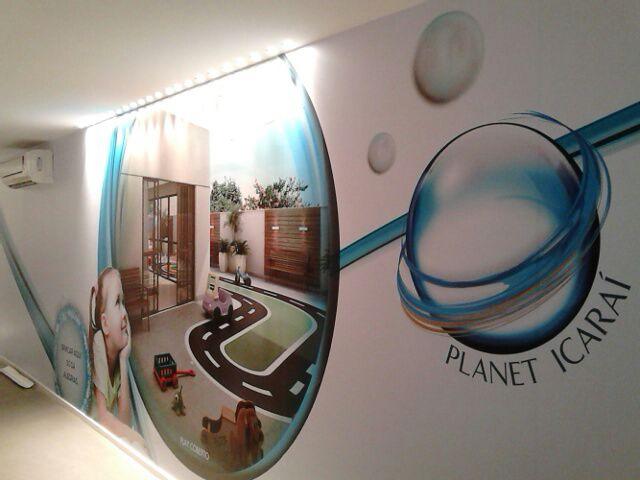 Incorporadora : Pinto de Almeida   Empreendimento : Planet Icaraí