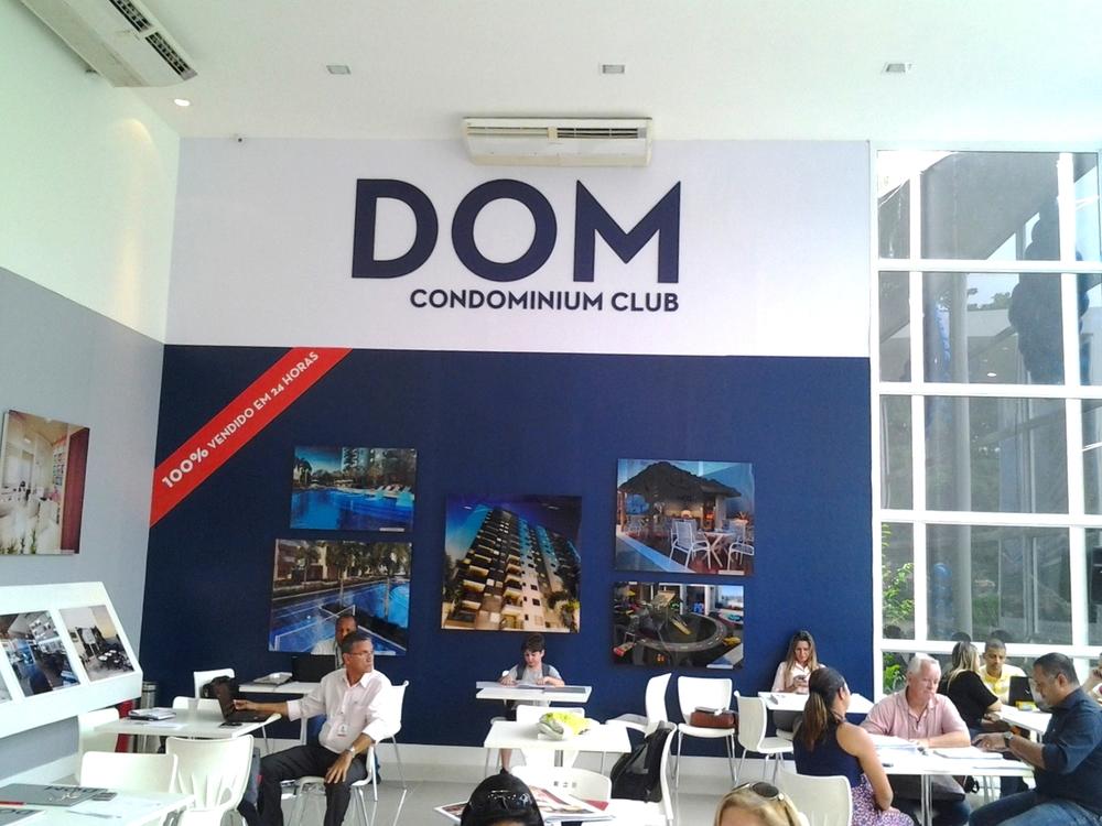 Incorporadora : PDG   Empreendimento : DOM