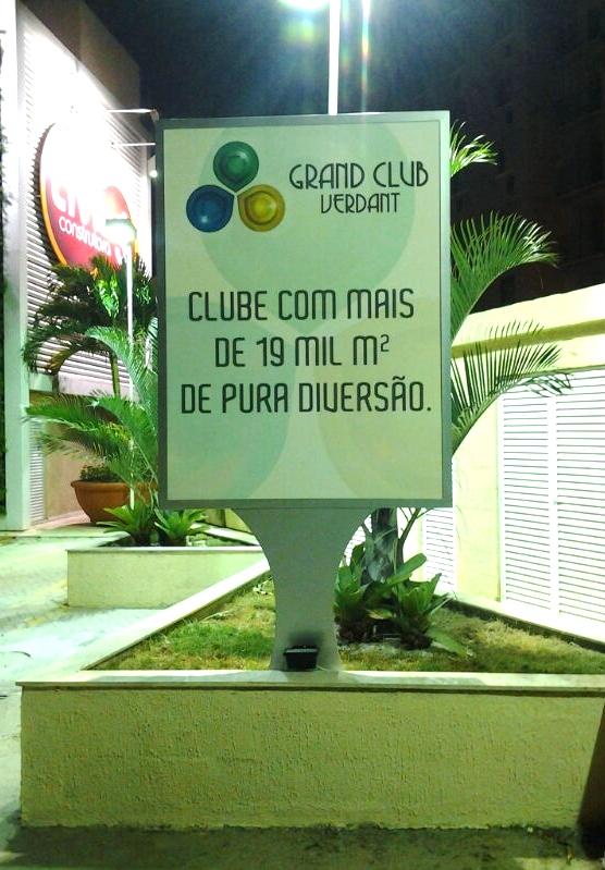 Incorporadora : Living | Empreendimento : Grand Club Verdant