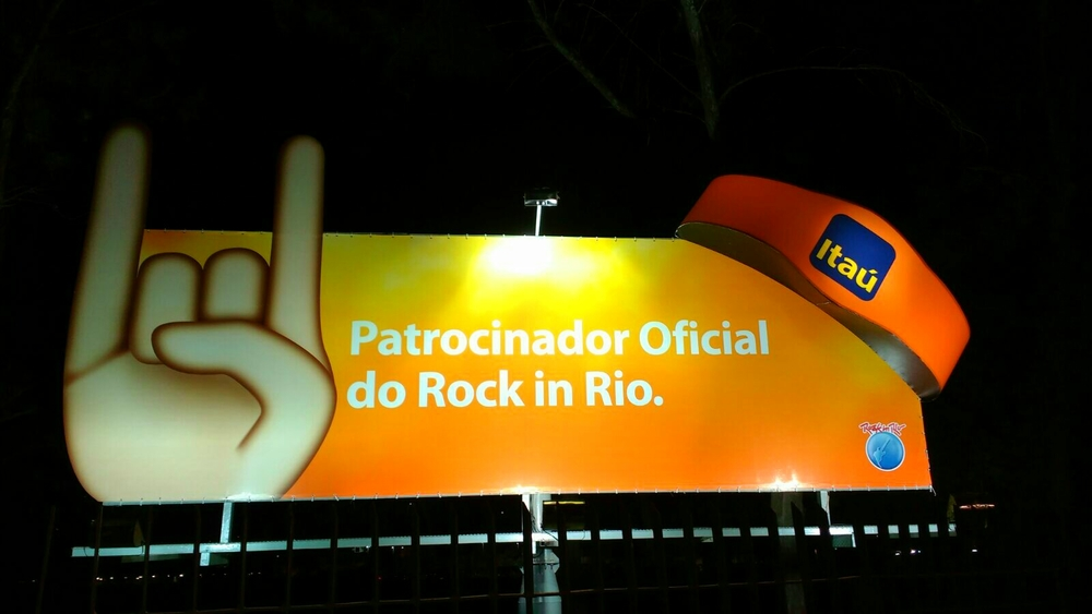 Rock in Rio 2015 & Itaú | Cliente: Agência Africa