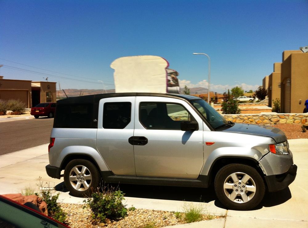 Toaster Car