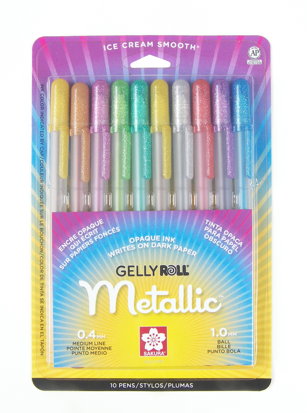 Gelly roll pens