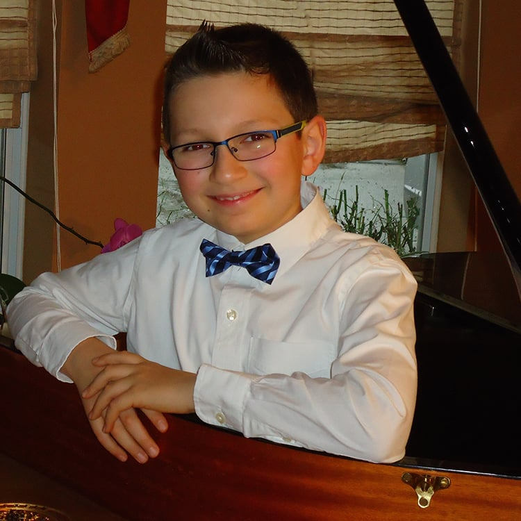 Matthieu Foresi - Piano