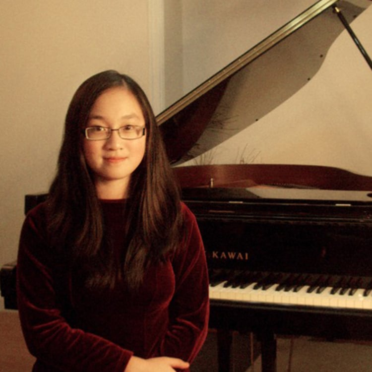 Sue Wang - Piano