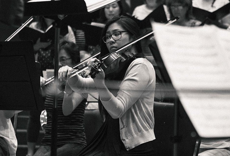 Michelle Poon - Violinist