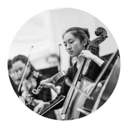 Pearl Chang - Cello