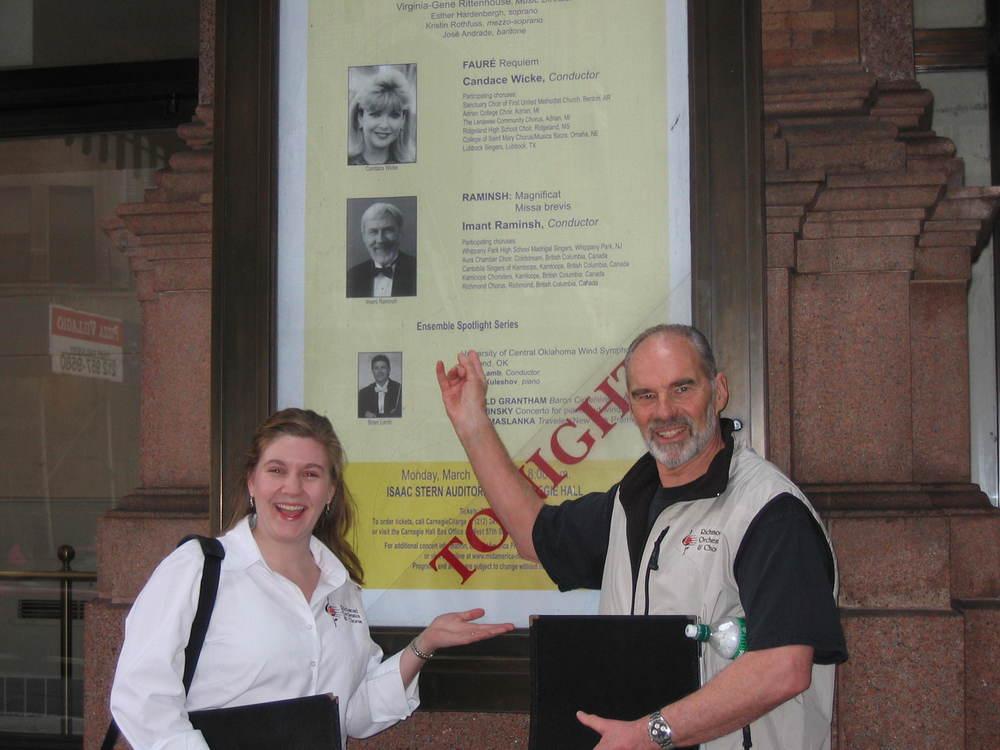 Carnegie Hall - 2006