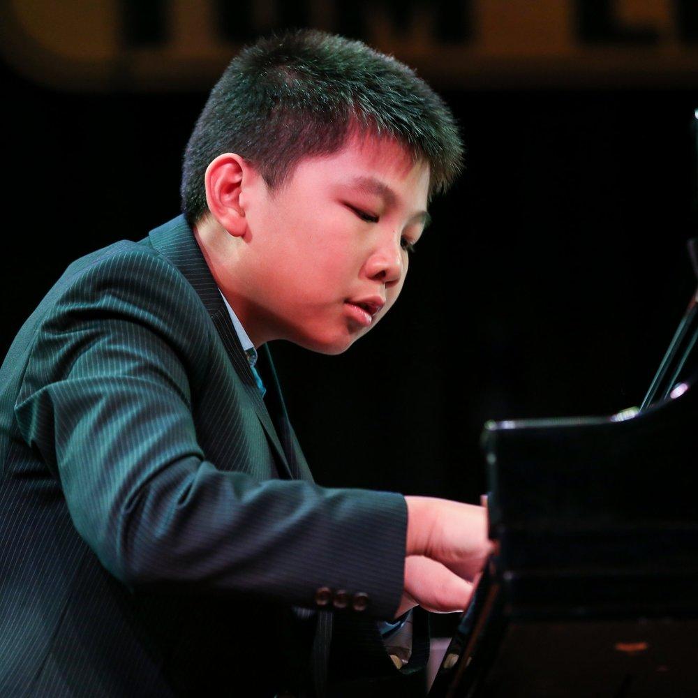 Ryan Zhu - Piano