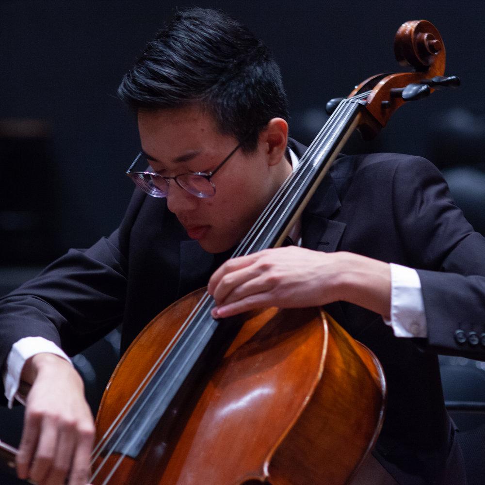 Nathan Kwok -大提琴