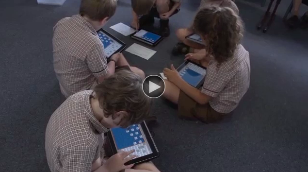Teaching Number Patterns in Australia.