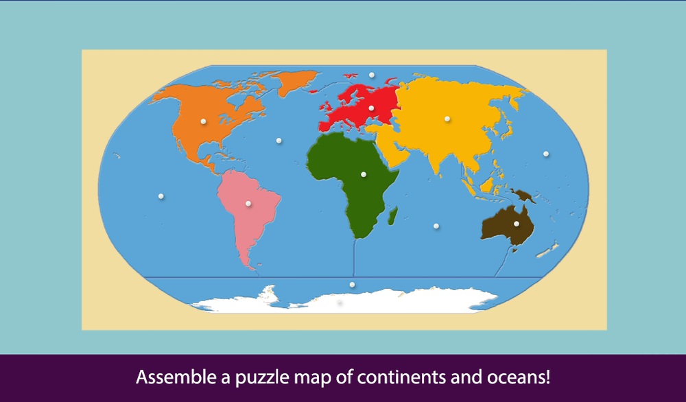 Enjoy learning usa map puzzle blog mobile montessori gumiabroncs Image collections