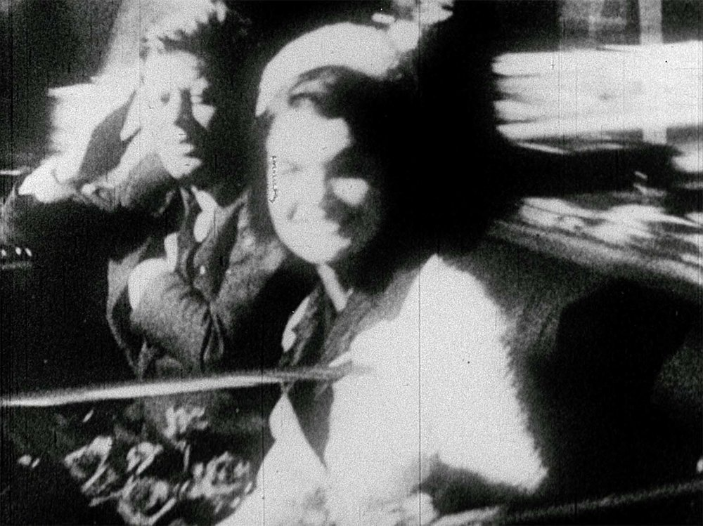 Bruce Conner, REPORT (1963-1967, 16mm, b&w/sound, 13min.); © Conner Family Trust, San Francisco.
