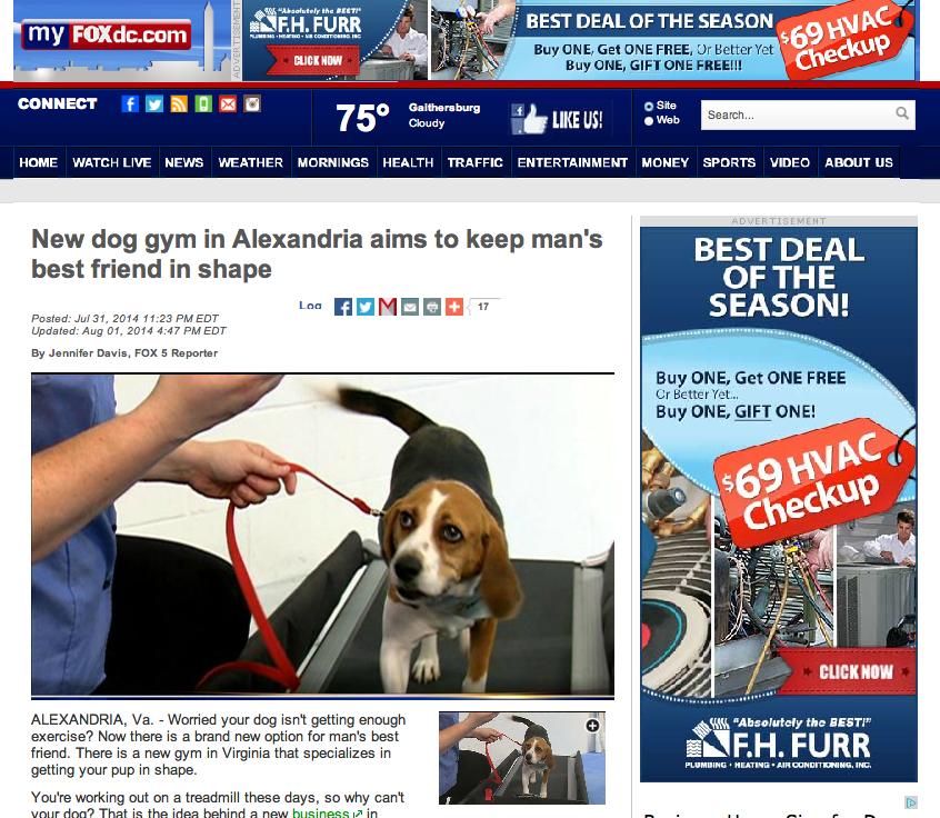 Fox 5, July 31 2014