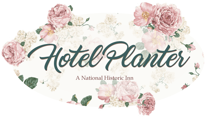 Hotel Planter